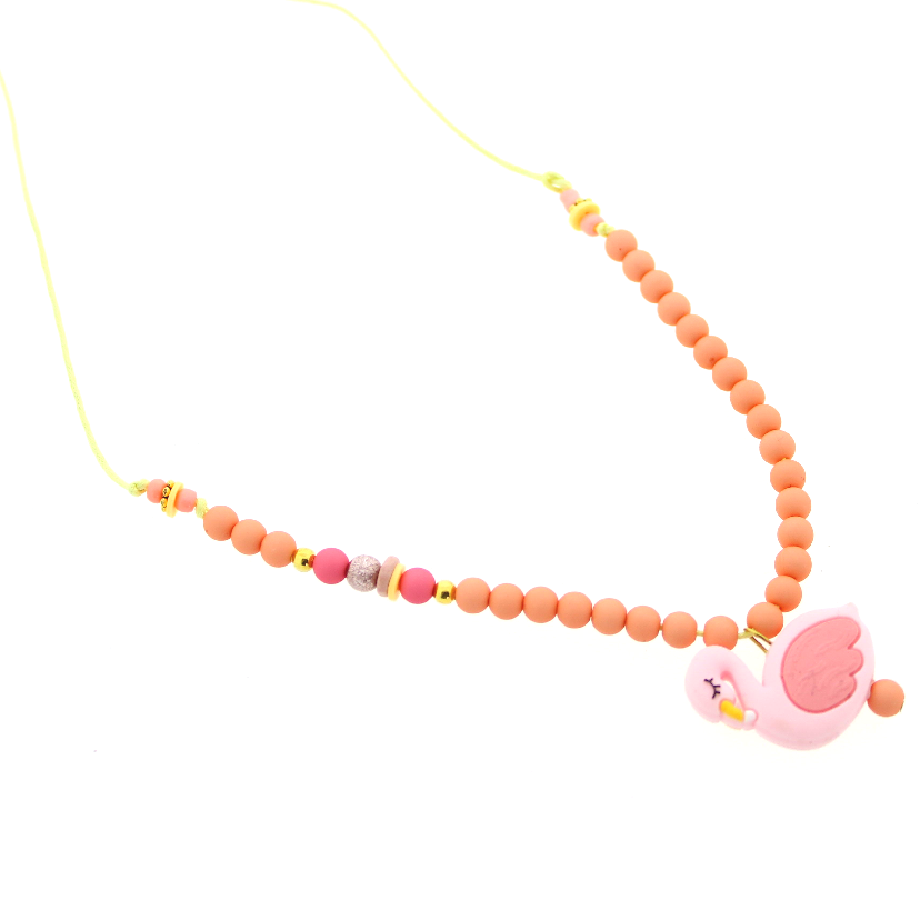 My Bash Ketting Flamingo