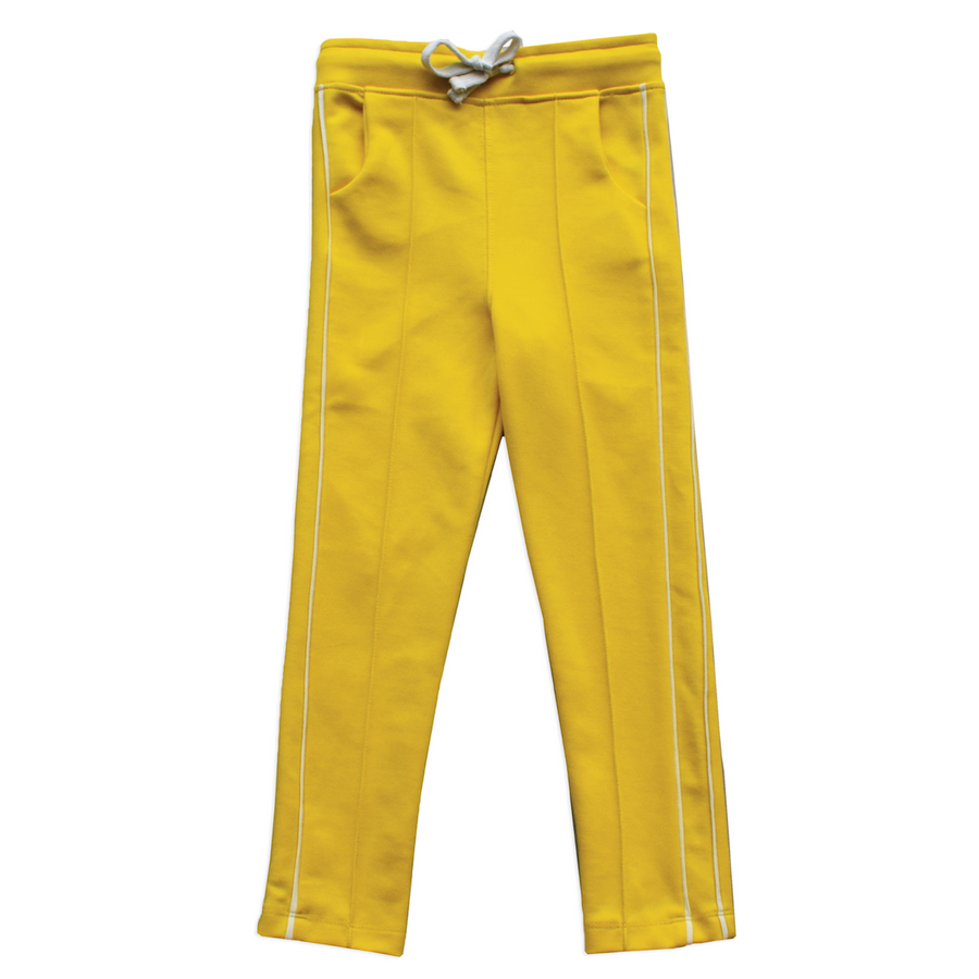 Track Pants Yellow