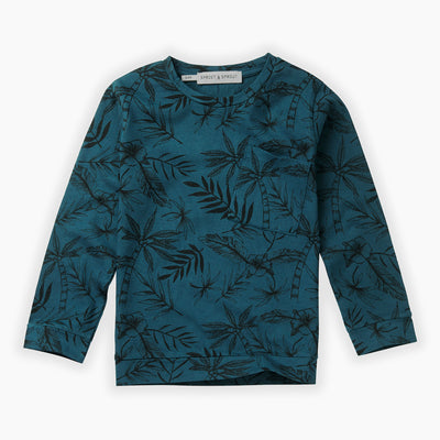 Sproet & Sprout T-shirt Tropical Aop