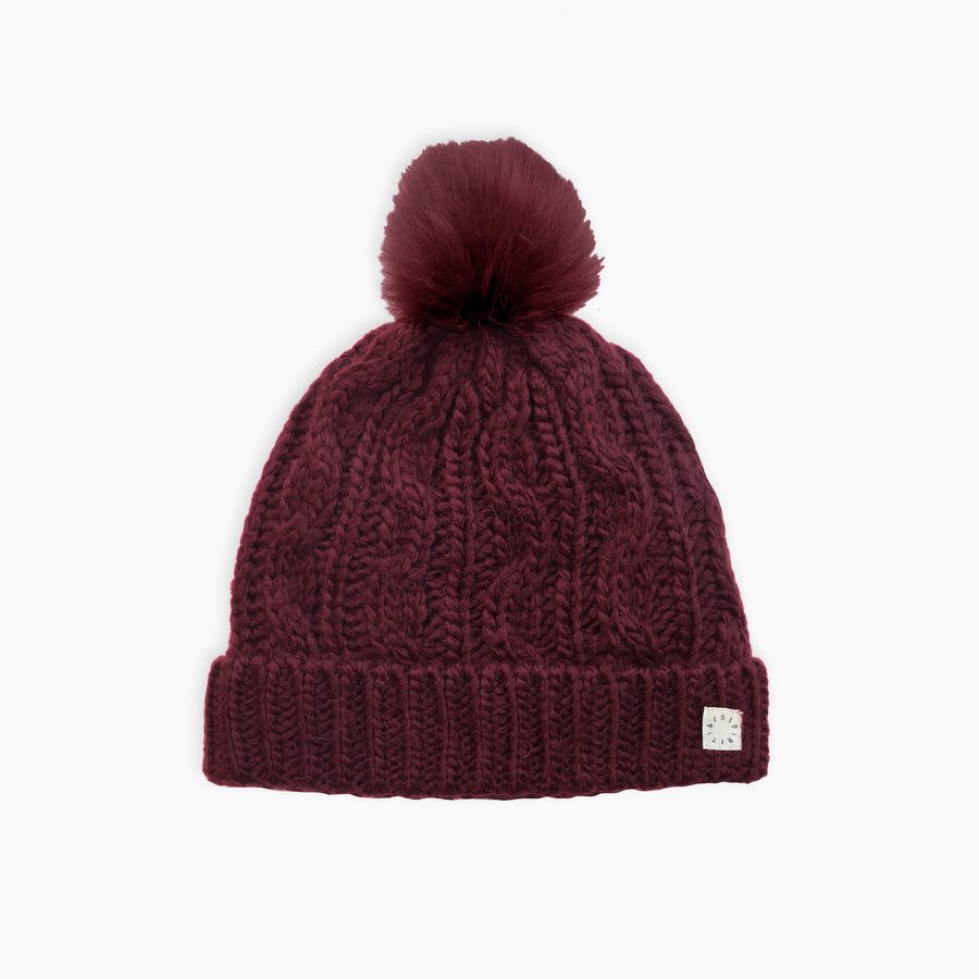 Sproet & Sprout Muts Burgundy