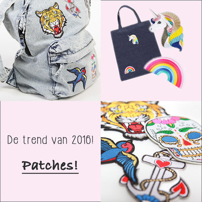 Patches Trend 2016
