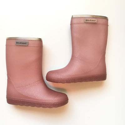 ENFANT Thermoboots Pink Glitter