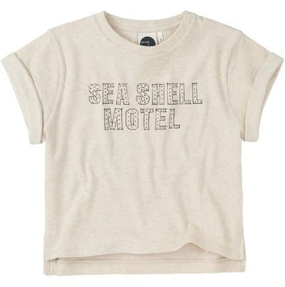Sproet & Sprout T-shirt Seashell Motel