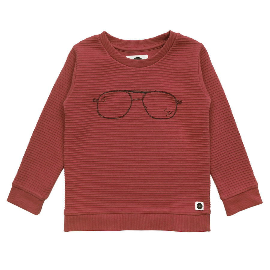 Sweater Glasses Cedar