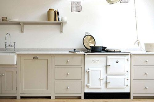 What is the difference between 'Shaker' and 'Country' Kitchens?.
