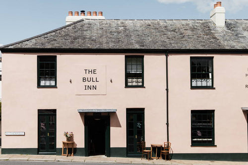 RETREAT • BULL INN • TOTNES, UK.