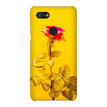 Gold Leaves Premium Case