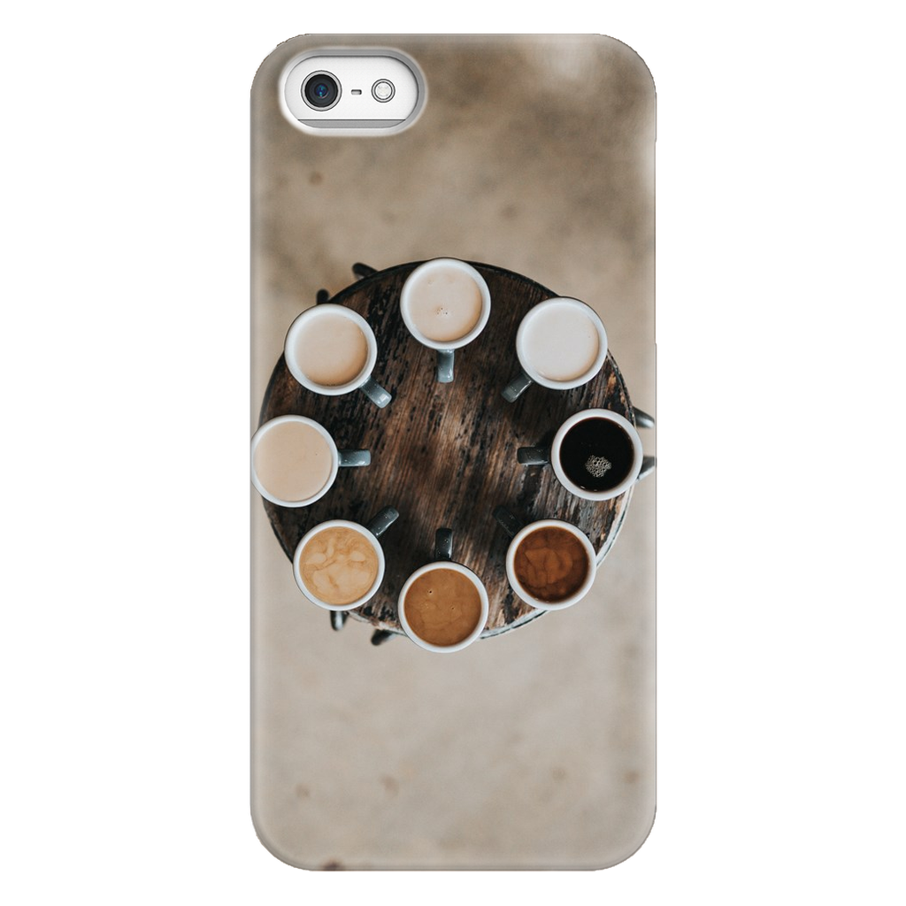 Coffee Spectrum Premium Case
