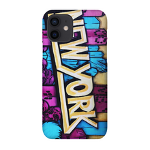 Graffiti Faces Premium Snap Case