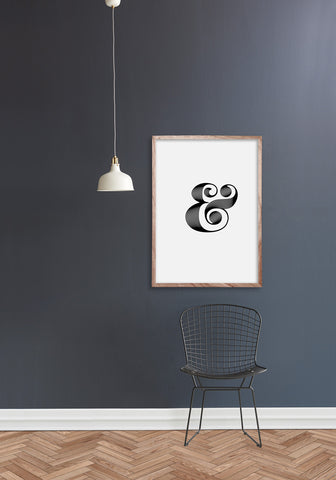 AMPERSAND no.1