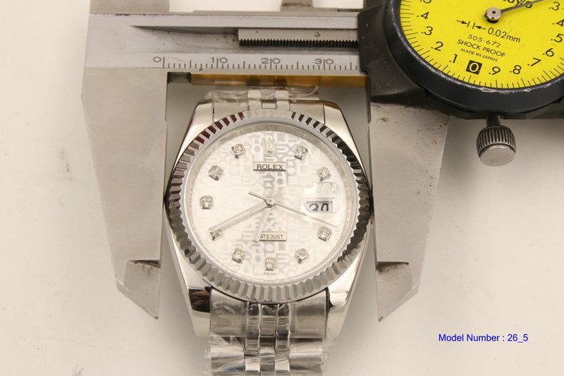 DateJust Special watch