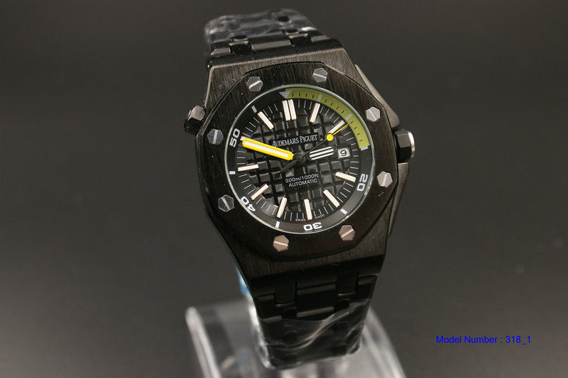 audemars piguet 2017 - Black