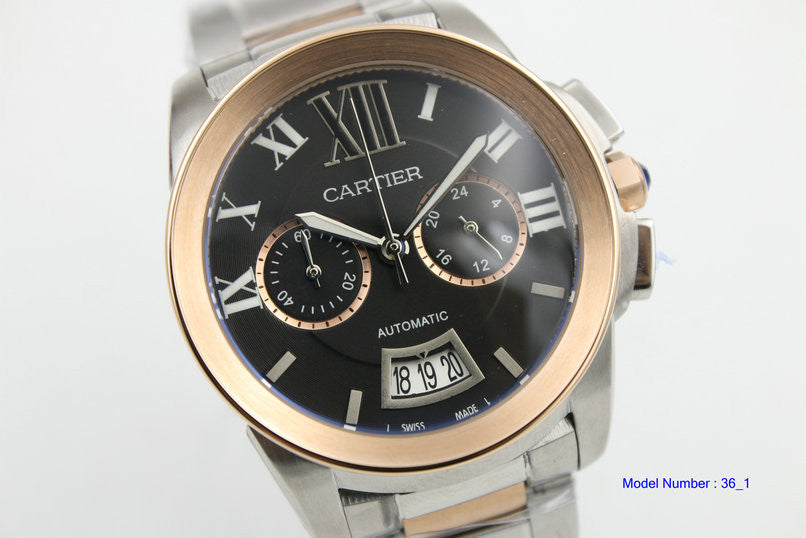 Cartier Watch Style 2017