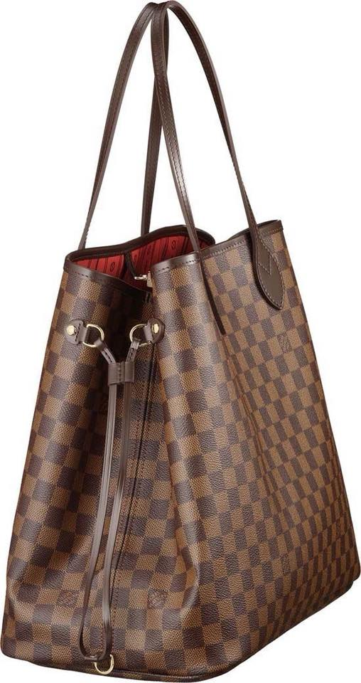 Luxury Bag Favorite PM Brown