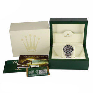 Original BOX - Rolex watch