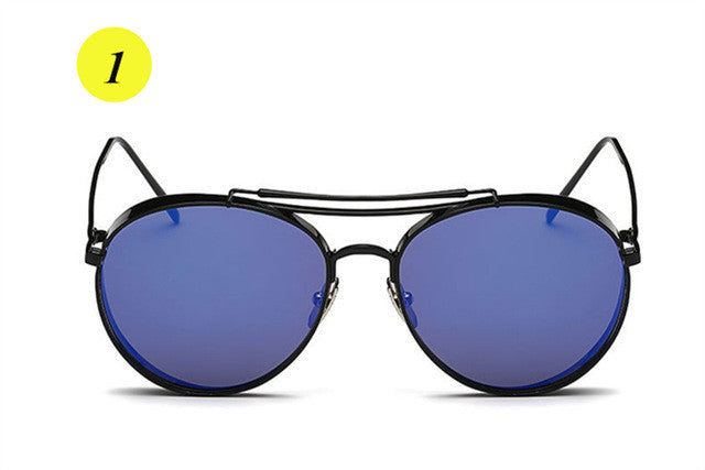 Sunglasses & Box Brand 2017 Star Style UV400