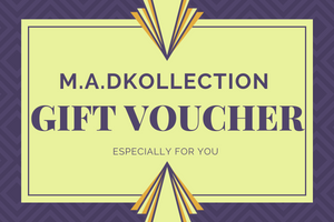 M.A.DKollection Gift card