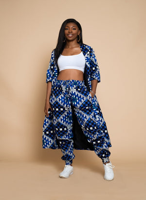 Asher High Waisted Trouser