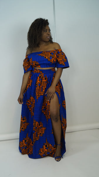 Sara Off-the-shoulder Matching set - M.A.DKollection