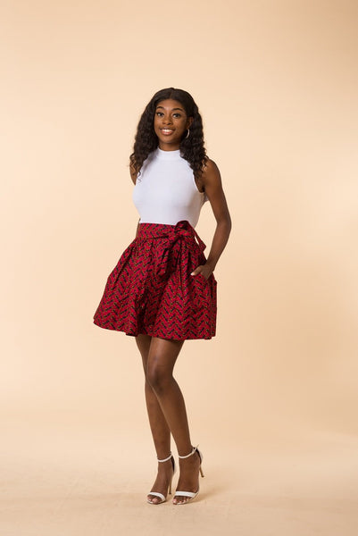 Katrine Midi Skirt - M.A.DKollection