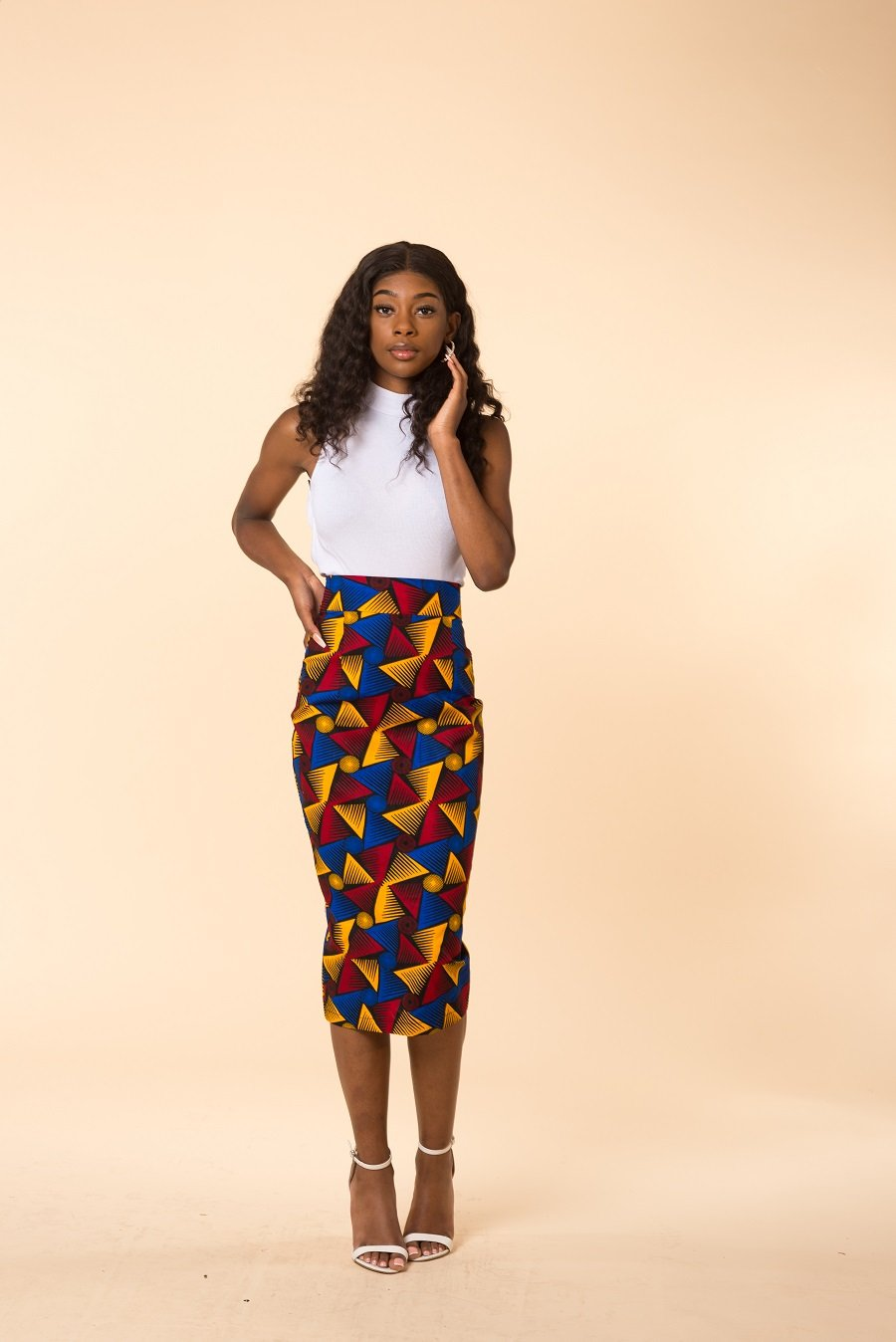 Christy Pencil Skirt - M.A.DKollection