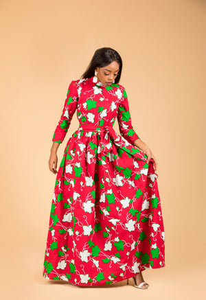 Jumia Maxi Dress - M.A.DKollection