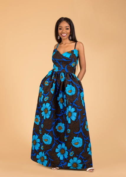 Anaba Maxi Dress - M.A.DKollection