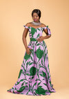 Ayo Maxi Dress - M.A.DKollection
