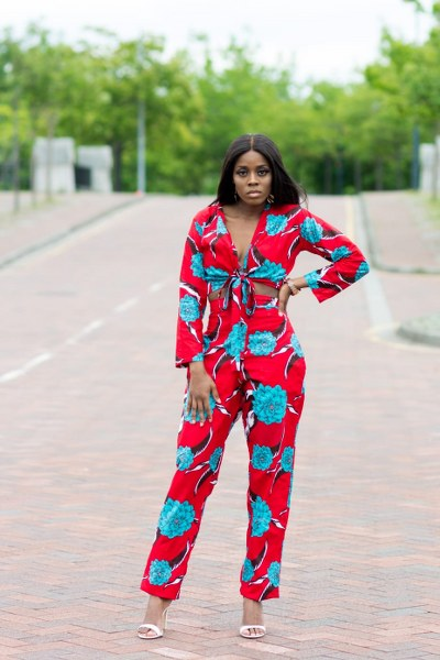 Zini  Ankara Trouser and Top Matching Set - M.A.DKollection