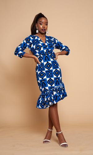 Adaeze Midi Dress