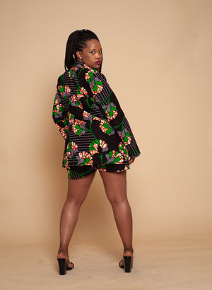 Avery Ankara Jacket