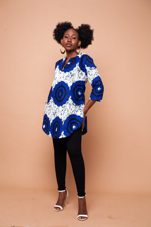 Ekuwa tunic Top