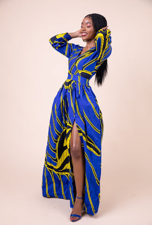 Aliyah Maxi Dress - M.A.DKollection