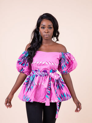 Ayla Off Shoulder Top - M.A.DKollection
