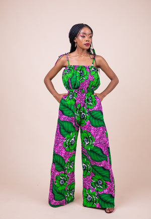 Rheanne Palazzo Jumpsuit - M.A.DKollection