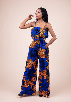 Rhume Palazzo Jumpsuit - M.A.DKollection