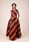 Udy Maxi Dress - M.A.DKollection