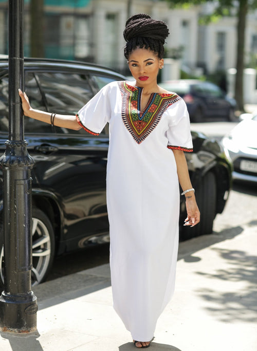 Bami Maxi Dress - M.A.DKollection