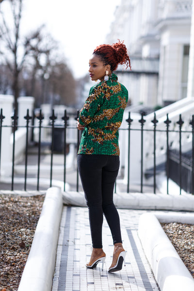 Madu Ankara Jacket - M.A.DKollection