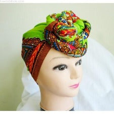 Matching Headwrap - Large - M.A.DKollection