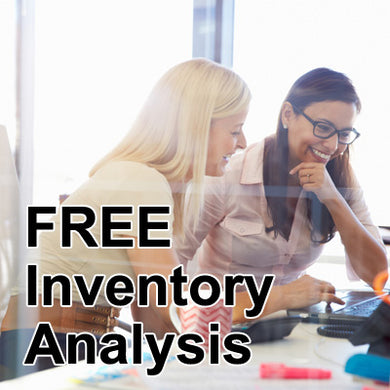 FREE, no obligation inventory analysis