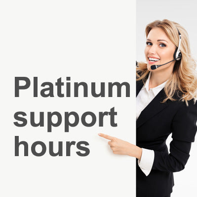 PLATINUM - Support Hours