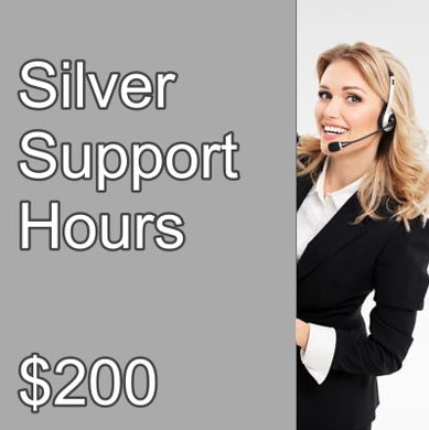 SILVER - Support Hours