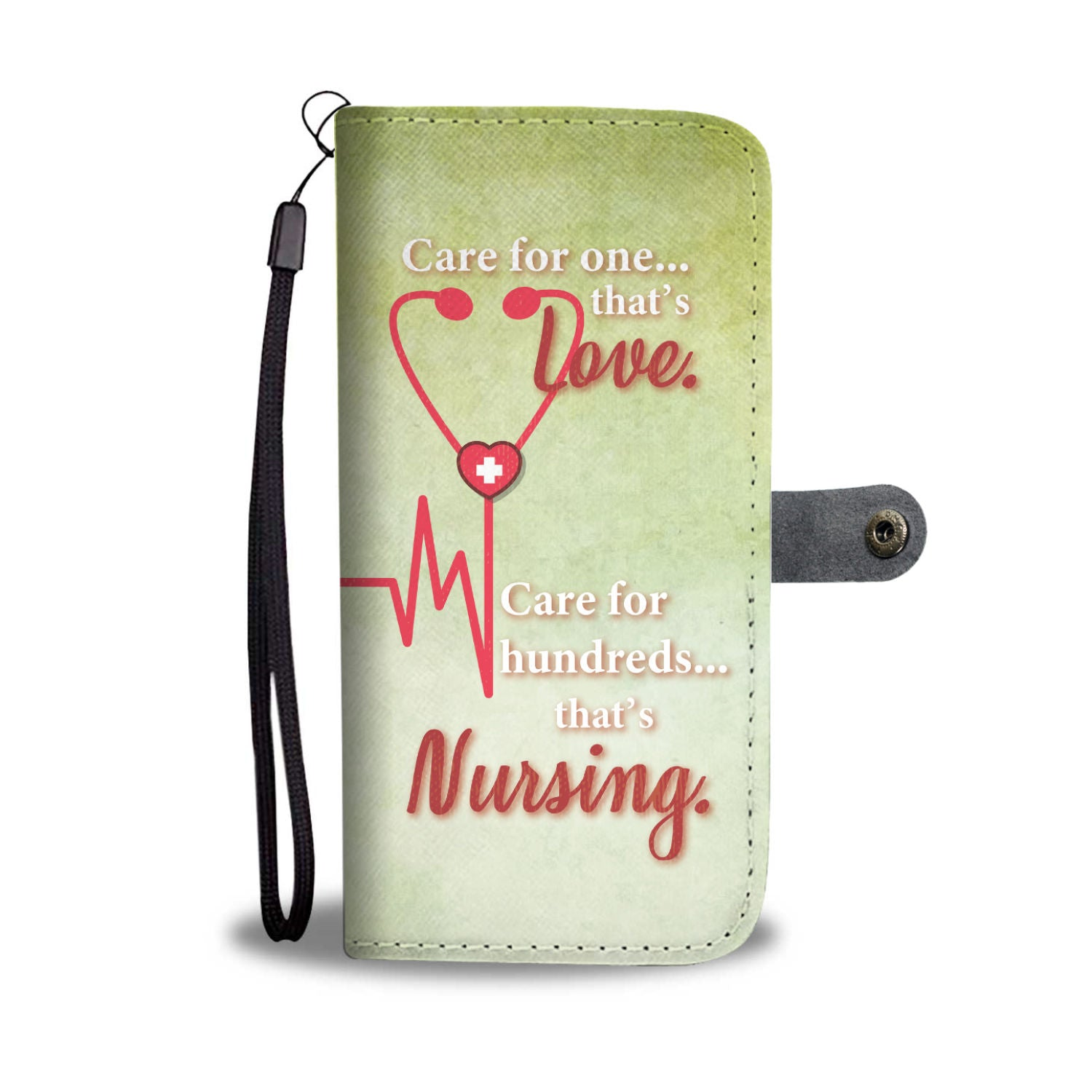 Nursing Wallet Phone Case