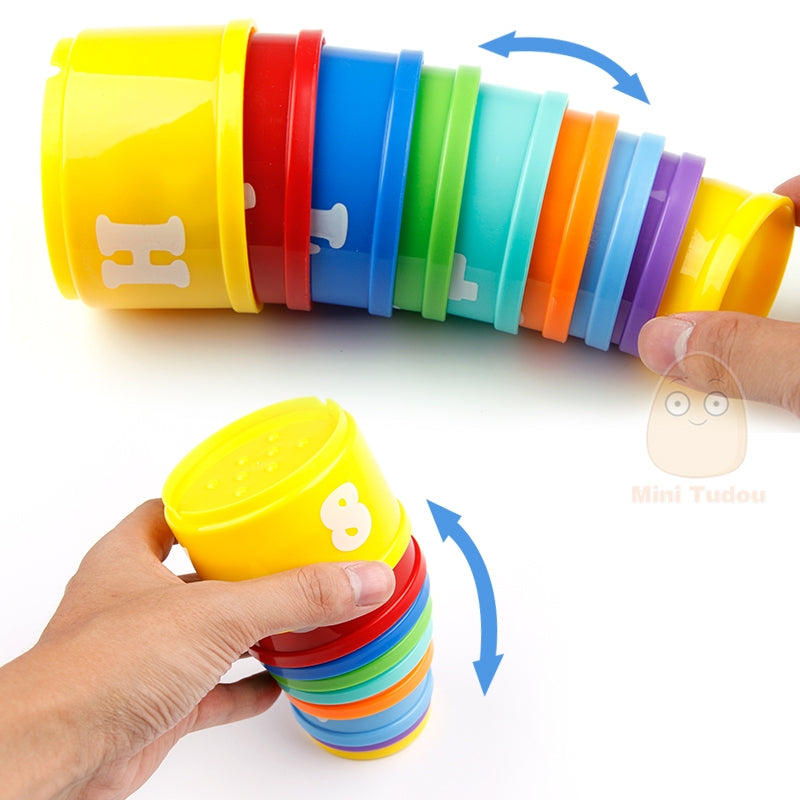 Little Stacking Cups