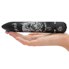 ACE OF SPADES 7 POWER VIBRATOR Motorhead Vibrador tulipanes.club sexshop