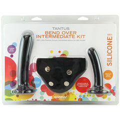 BEND OVER INTERMEDIATE HARNESS KIT Tantus Kit Arnés tulipanes.club sexshop
