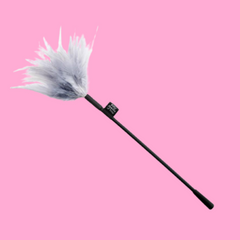 TEASE 50 Shades of Grey Estimulador de Plumas tulipanes.club sexshop
