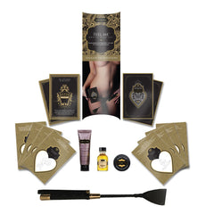 FEEL ME EROTIC PLAY SET KAMASUTRA KIT BONDAGE tulipanes.club sexshop