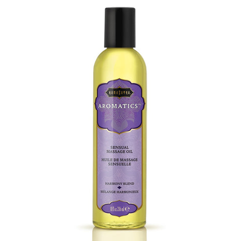 Aromatic Massage Oil 59 ML